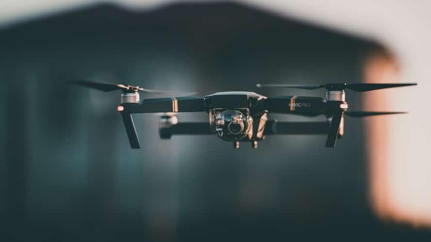 drone tech it