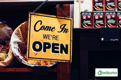 horeca winkel store open