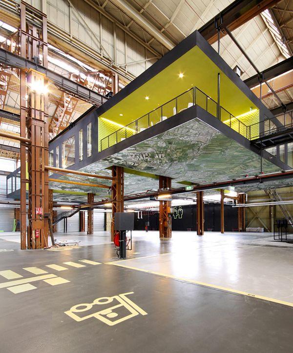 De coolste kantoren van Nederland - de beste werkplekken ...